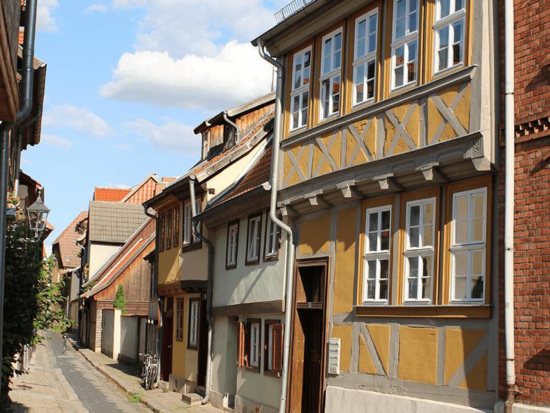 Ferienwohnungen Stobenstrasse Ansicht Haus